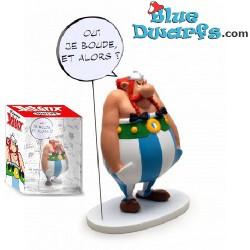 Asterix: Qui je boude, et alors? (Plastoy 2017)