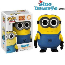 Funko Pop! Despicable Me 2: Dave (Nr. 36)