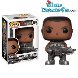Funko Pop! Gears of War: Augustus Cole (Nr. 198)