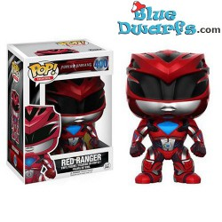 Funko Pop! Power Rangers: Red Ranger (Nr. 400)