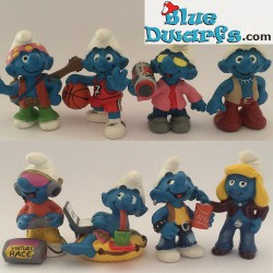 20517: Hippie Smurf (New Generation 2003)