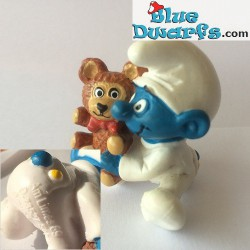 20205: Teddy, Baby Smurf with