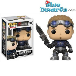 Funko Pop! Gears of War: Damon Baird (Nr. 197)
