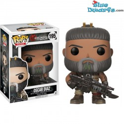 Funko Pop! Gears of War: Oscar Diaz (Nr. 195)