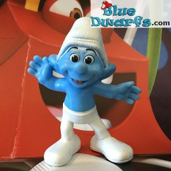 Waving smurf (Mc Donalds)