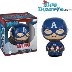 Dorbz: Captain America (+/- 8,5 cm)