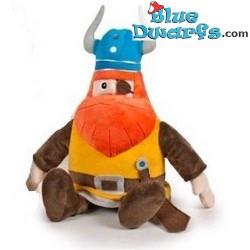 Jouet en peluche: Hagar, Vic le Viking (+/- 24cm)