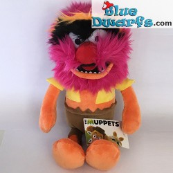 Plush: Animal the drummer (Muppet Show, +/- 25cm)