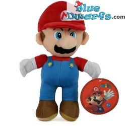 Plush: Super Mario: Super Mario (+/- 30 cm)