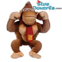 Jouet en peluche: Super Mario: Donkey Kong (+/- 25 cm)