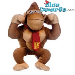 Knuffel: Super Mario: Donkey Kong (+/- 25 cm)