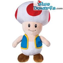 Jouet en peluche: Super Mario: Yoshi  (+/- 27 cm)