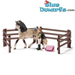 Schleich Horses: Horse care playset andalusian (Horse club/ Schleich 42270)