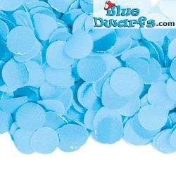 Coriandoli blu  (+/-0,1 kilo)