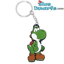 Keyring: Super Mario: Yoshi  (rubber)
