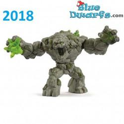 Eldrador 2018: Stone monster (Schleich 70141, +/- 12cm)