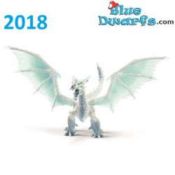 """Eldrador 2018: Dragón""""Ice Hunter"""" (Schleich70139)"""