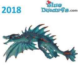 Eldrador 2018: Sea monster (Schleich 70140, +/- 23x16cm)