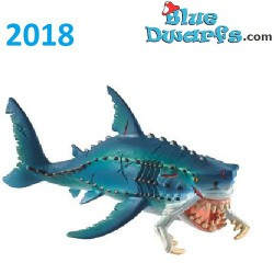 Eldrador 2018: Monsterfish (Schleich 42453, +/- 20x4cm)