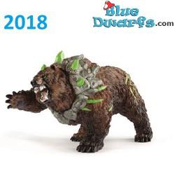 Eldrador 2018: Cave bear (Schleich 42454, +/- 12x5cm)