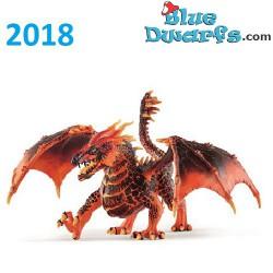 Eldrador 2018: Lava dragon (Schleich 70138)