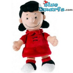 Peluche: Lucy Peanuts/Snoopy (+/-30 cm)