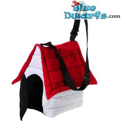 Plush: Shoulderbag Doghouse Peanuts/Snoopy (18x18x27cm)