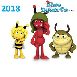 27012 (2018): Maya the Bee (3 figurines)