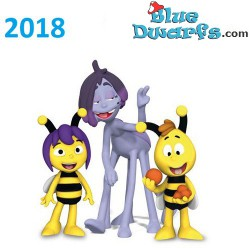 27013 (2018): Maya the Bee (3 figurines)