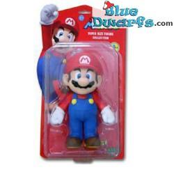 Movable figurine: Super Mario: Super Mario  (plastic, +/- 22cm)