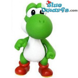 Movable figurine: Super Mario: Yoshi (plastic, +/- 22cm)