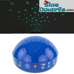 Smurf light *Starlight* (+/- 12 x12cm)