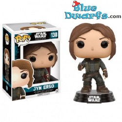 Funko Pop! Star Wars:  Jyn Erso (Nr. 138)