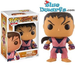 Funko Pop! Street Fighter: Dan (Nr. 142)