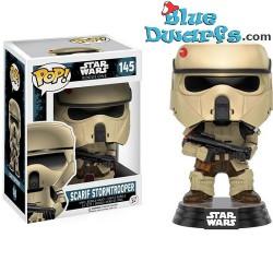 Funko Pop! Star Wars: Scarif Stormtrooper (Nr. 145)