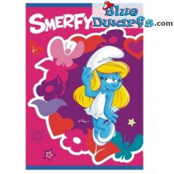 Notebook Smurfette *Smerfy* (21x15cm)