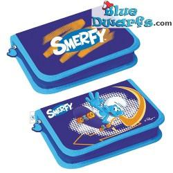 "Smurf pencil case ""Smerfy"" (+/- 21x12cm)"