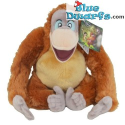 Plush: Jungle Book King Louie (+/-18 cm)