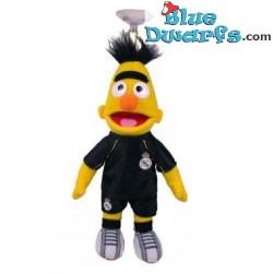 Jouet en peluche: Bert Real Madrid (Sesame Street, +/- 20cm)