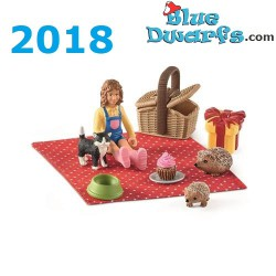 Schleich 2018: Birthday Picnic (Farmworld: 42426)