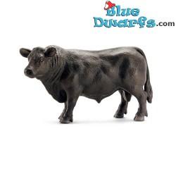Schleich animals: Black angus bull (13766)
