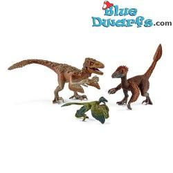 Dinosaur set: Feathered raptors (Schleich/ 42347)
