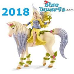 Bayala: Schleich Bayala Sera on horse (70565/2018)