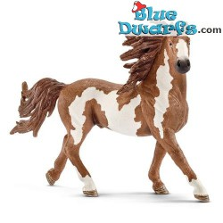 Schleich Horses: 13794 Pinto Stallion (Farmworld)