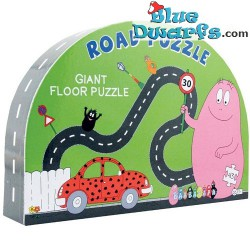 Barbapapa Puzzle Road (43 pieces)