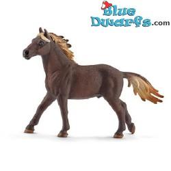 Schleich paarden: Mustang hengst (Schleich/ 13805)