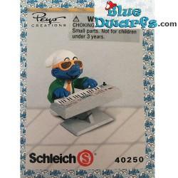 40250: Keyboard Smurf (Supersmurf/ MIB)