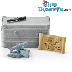 Schleich Wildlife: Boat equipment (42357)