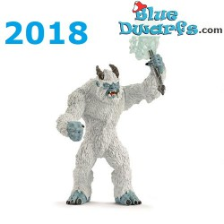 Eldrador 2018: Ice Monster with weapon (Schleich 42448)