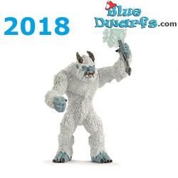 Eldrador 2018: Monstruo de hielo con arma (Schleich 42448)